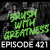 Brush with Greatness - Ep421 show art