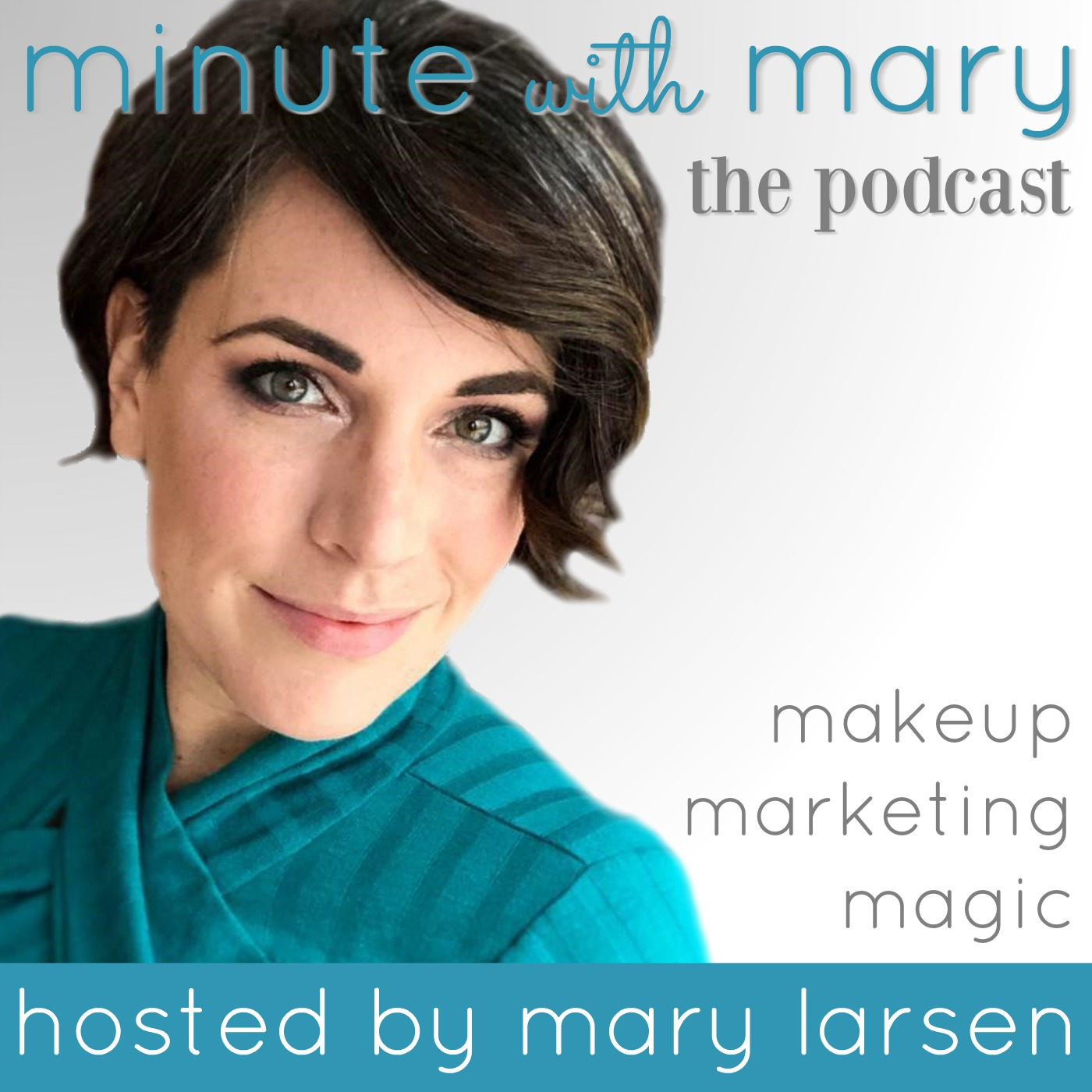 Artwork for Minute With Mary: The First Step To Grow Your Customer Base