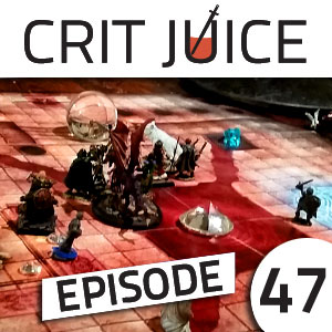 Episode 047: Critmas Comes Early For Cook
