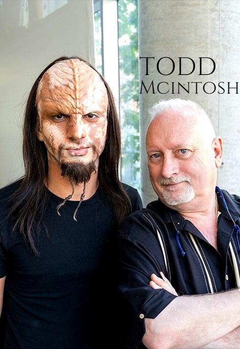 Beauty & FX Makeup Artist Todd McIntosh