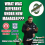 Artwork for #61 - WHAT WAS DIFFERENT UNDER NEW MANAGER???