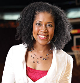 CW 390: Taking Calculated Risks with Eve Wright VP of The Miami Heat NBA Team & Author of ' Living Life at the Speed of Passion'