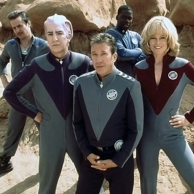 Artwork for Episode 90: Galaxy Quest