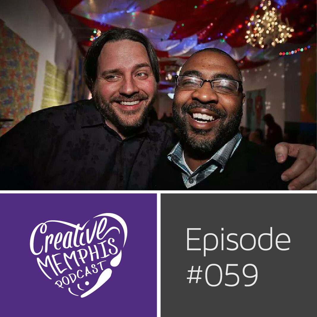 Episode #059: Josh Campbell & Sean Mosley, 2dudes
