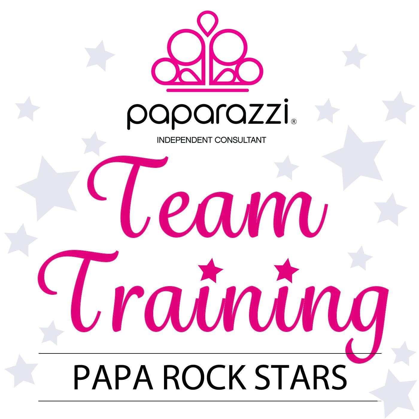Papa Rock Stars Podcast show art