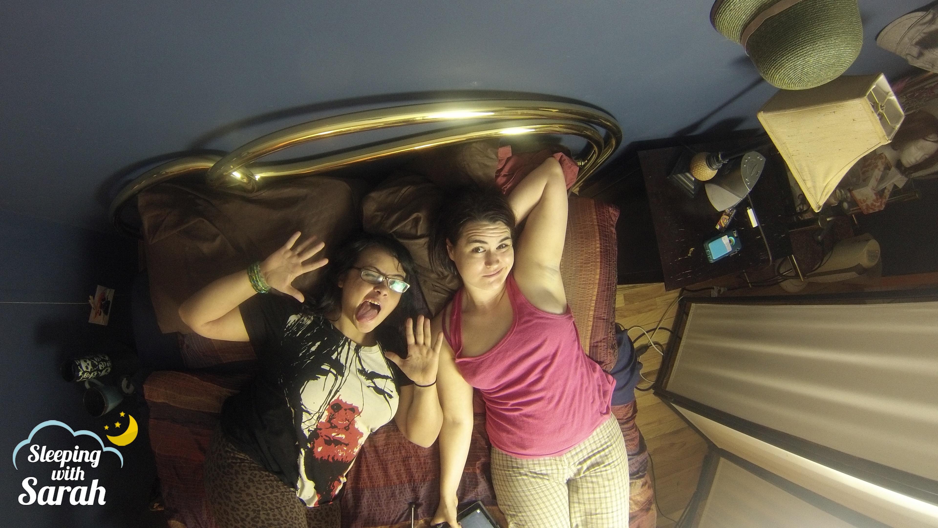 Sleeping with Sarah: Ep 24: Sleep Paralysis, Ghosts and Lucid Dreams