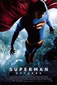 The Marvel Vs DC movie mash-up- 'Superman Returns'