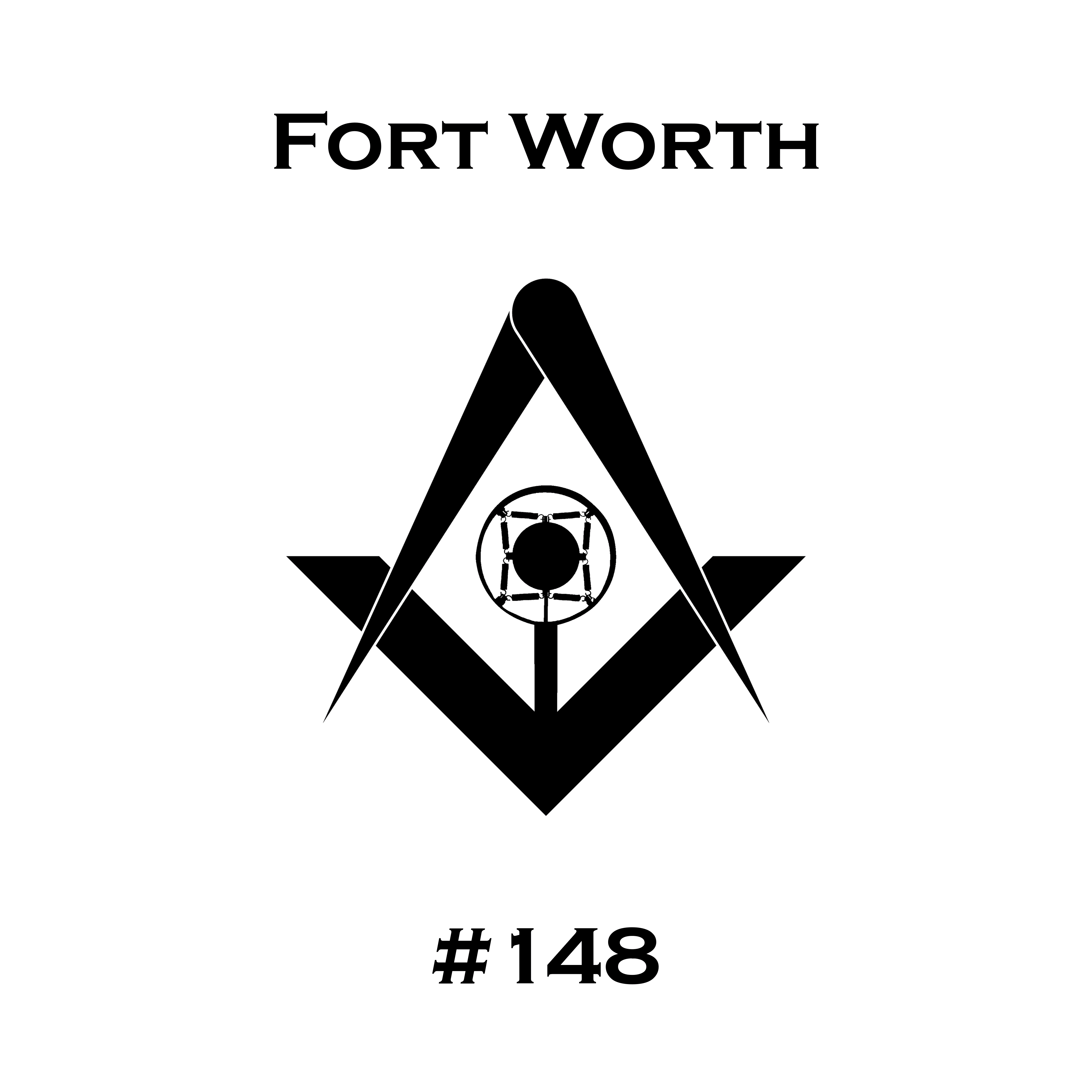 Fort Worth 148 Masonic Podcast show art