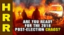 Artwork for Are you READY for the 2018 post-election CHAOS?