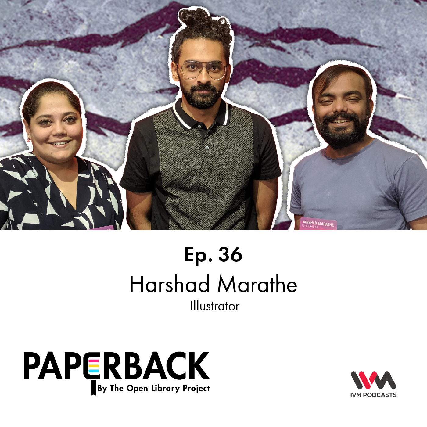 Ep. 36: Harshad Marathe