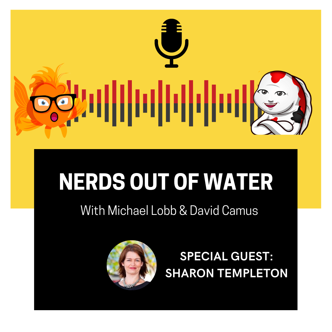 Nerds out of Water - Sharon Templeton