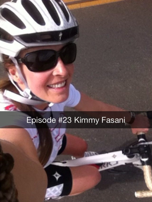 Kimmy Fasani | The Road | Injury | Self Work | Triathlons | Rock Climbing