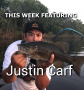 Artwork for Justin Carf In The Twin Cities