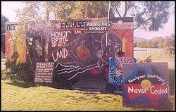 Tent Embassy Jan '08  - Jen Munro