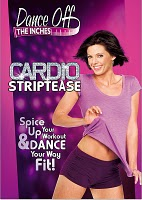 Megan Armand Teaches The Fat Guy How To Do A Cardio Striptease