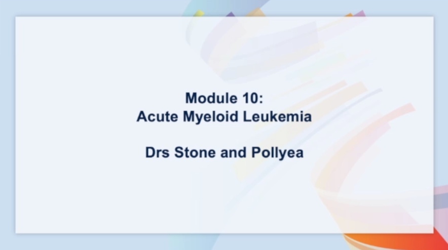 Artwork for Multitumor | Acute Myeloid Leukemia