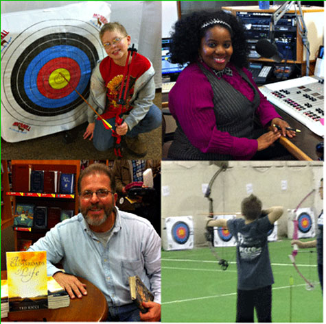 HFJ 61 Center Shot Program and NASP. Starting the Kids off right!