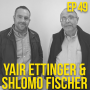 Artwork for Yair Ettinger and Shlomo Fischer: The unraveling of the national religious society