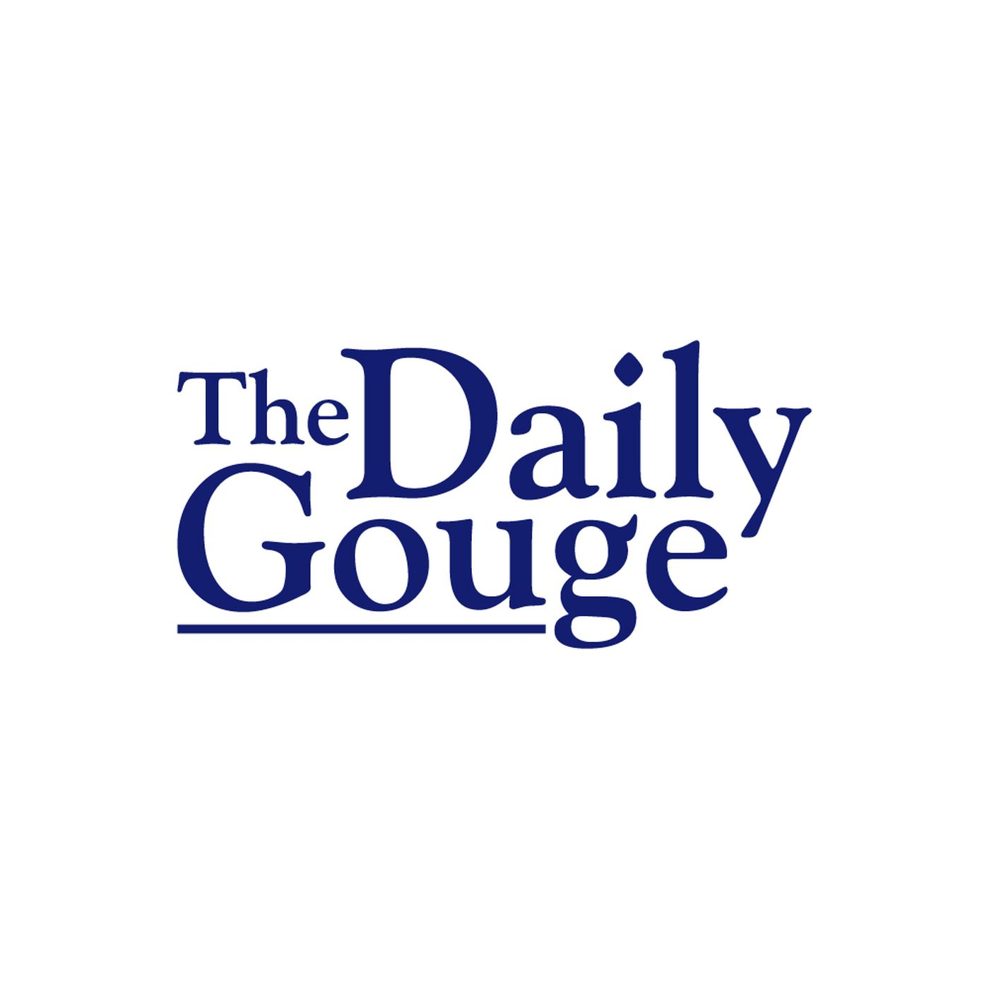 The Daily Gouge: For Shipmates, Families and Friends show art