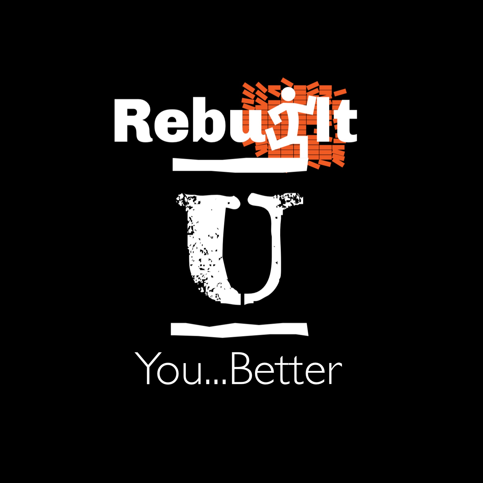Rebuilt U: A show about unlearning logo
