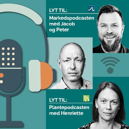 Effektivt Landbrugs Podcast show art