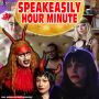 Artwork for Episode 113: Disasterina & Ave Rose, Crackers, and Vampires