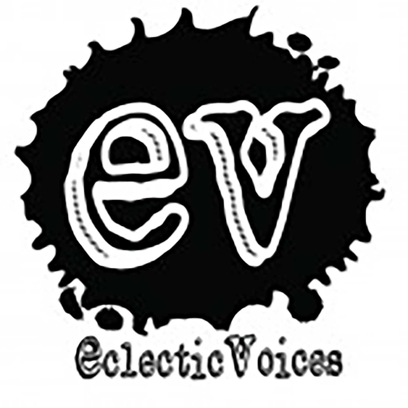 Eclectic Voices Literary Journal logo