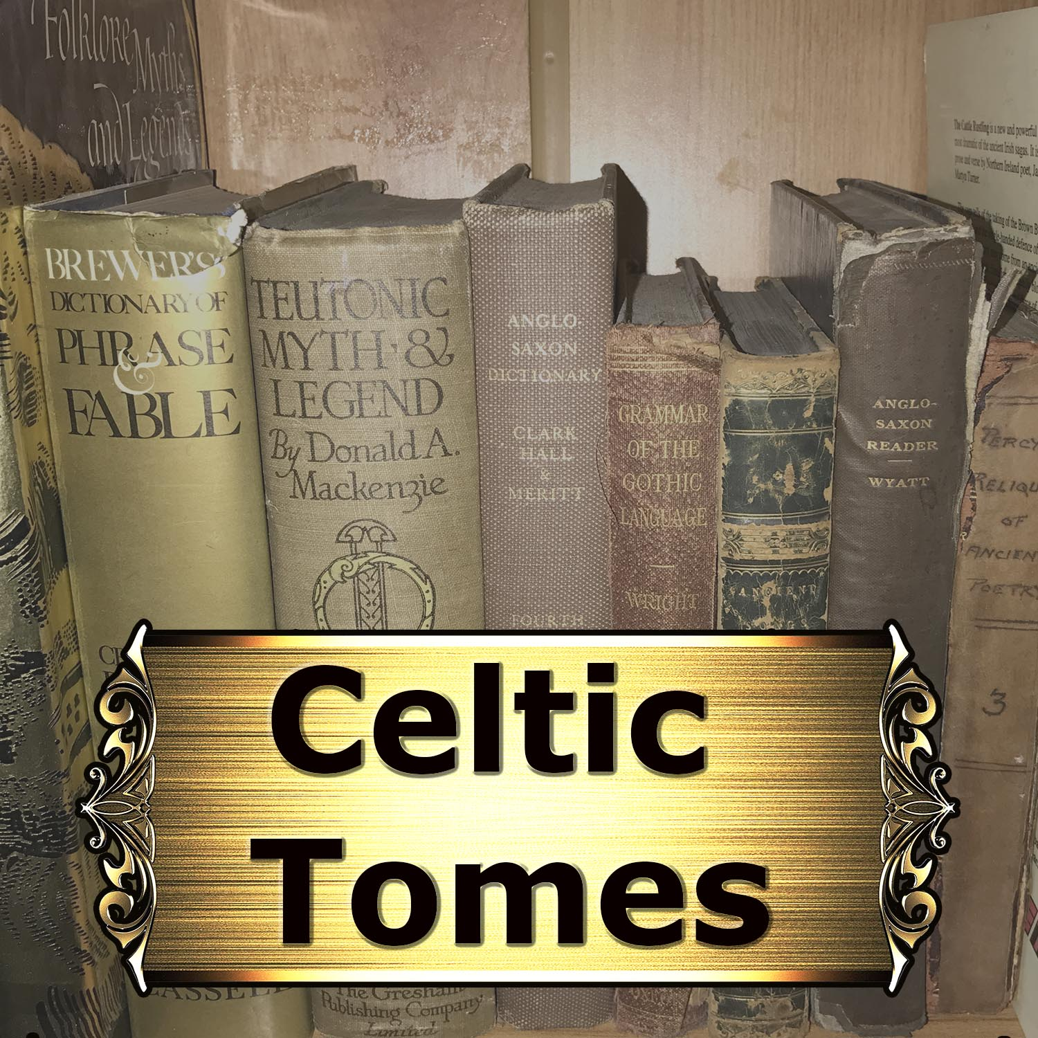 Celtic Tomes show art