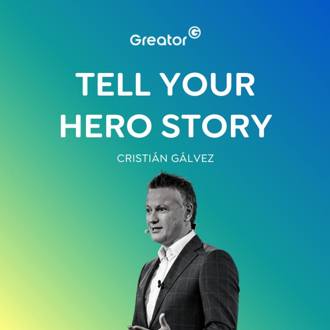 EN | Abenteuer des Lebens: So schreibst du deine persönliche Erfolgsgeschichte // Cristián Gálvez