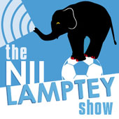 Artwork for Episode 1 - The Nii Lamptey Show (pilot)