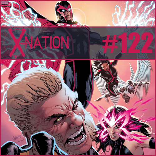 Cultural Wormhole Presents: X-Nation Episode 122