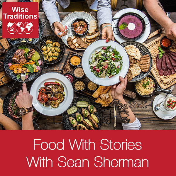 303: Food With Stories