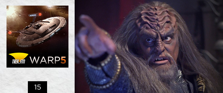 Warp Five 15: Klingons Don't Do Pretty