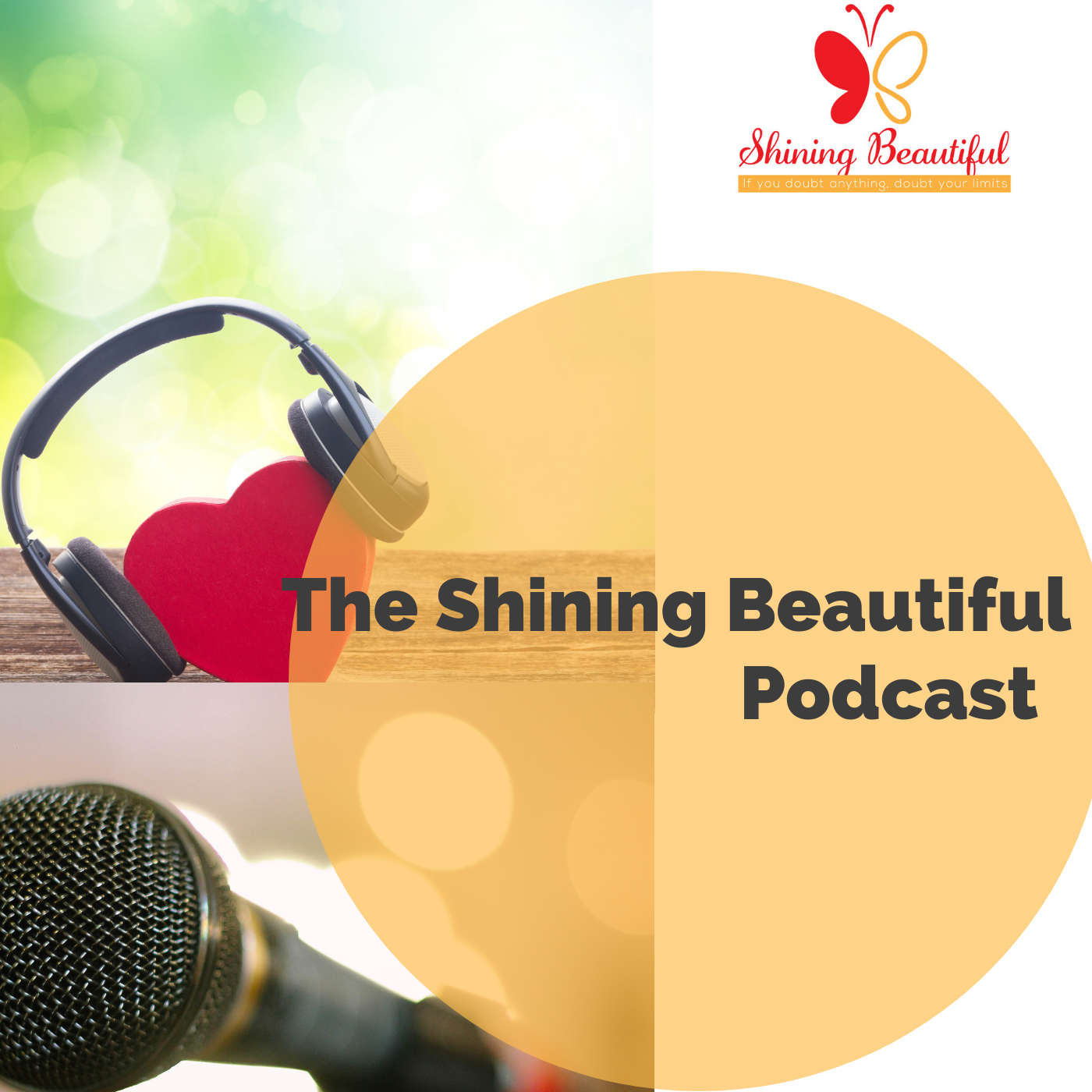 The Shining Beautiful Series Podcast show art