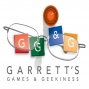 Artwork for Garrett's Games 46 - Local retailer Ray of Game Kastle, along with Parker and Shelley on games played