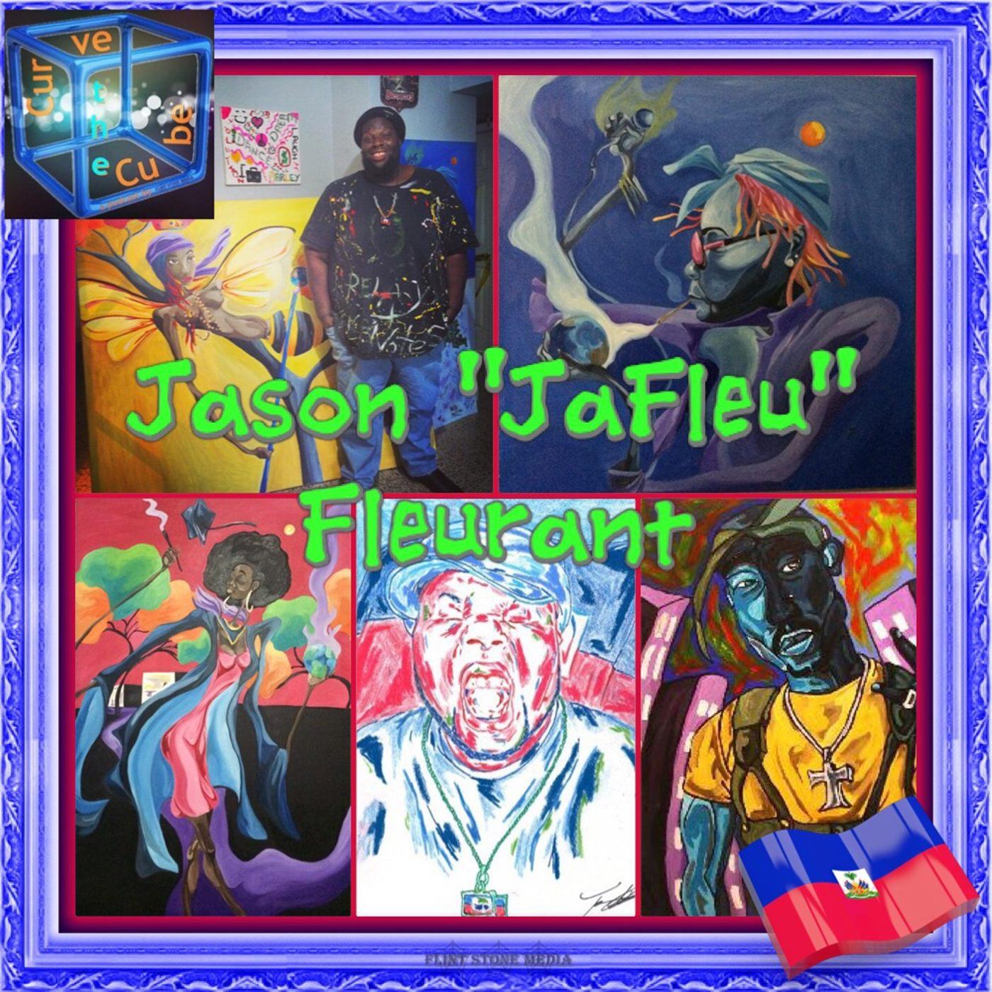 """#25 – ARTIST – Jason """"JaFleu"""" Fleurant - 2015-04-25"""