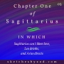 Artwork for Chapter One of Sagittarius