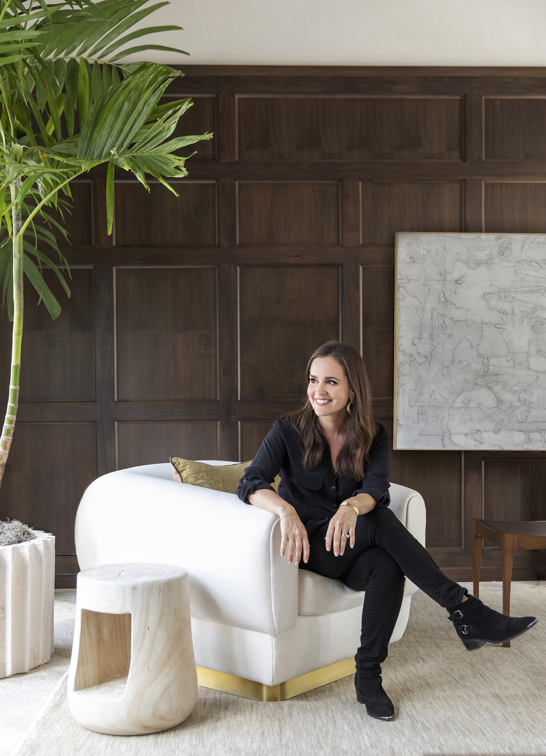 648: Marie Flanigan: Leveraging Relationships and Making Decisions in Interior Design show art