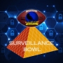 """Artwork for 124 CCNT """"SuperBowl Surveillance State & the Cybersecurity Savior"""" - 01.30.2019"""