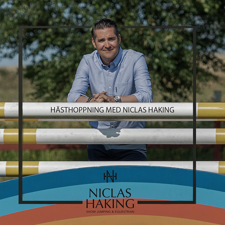 Hästhoppning med Niclas Haking gästas av Petronella Andersson