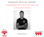 Artwork for LTBP #101 - Ed Morris: Considerations for Coaching Clients Who Run