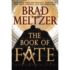 ep 10 Brad Meltzer and THE BOOK OF FATE