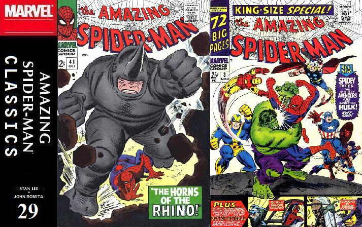029 ASM Classics - Amazing Spider-Man 41 and King-Size Special 3