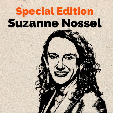 Special Edition - Suzanne Nossel