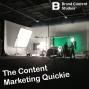 Artwork for Content Marketing Quickie November 19 2019