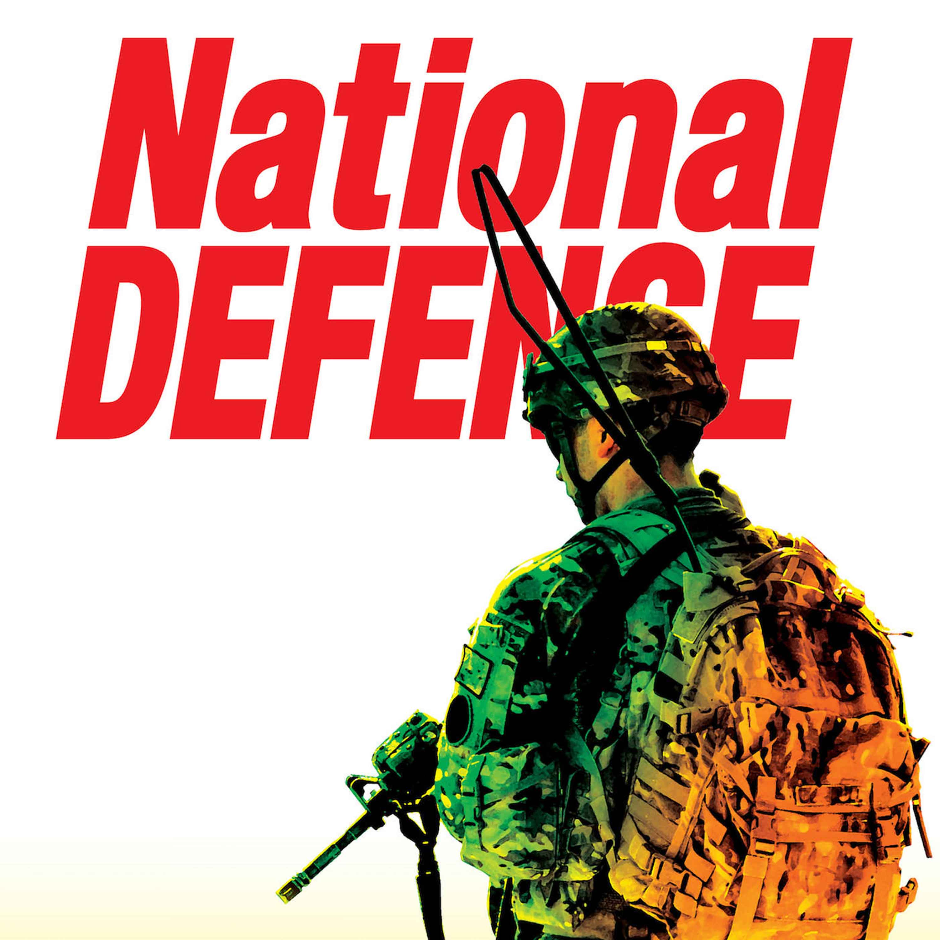 Artwork for National Defense Magazine - September Issue