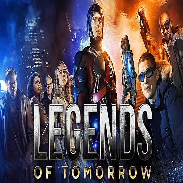 Channel 52 - Legends of Tomorrow: Pilot, Part 1 (S01E01)