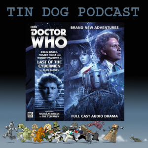 TDP 480:  Big Finish Main Range 199 - Last of the Cybermen
