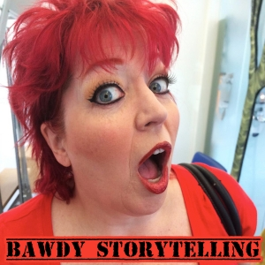Dixie De La Tour from Bawdy Storytelling