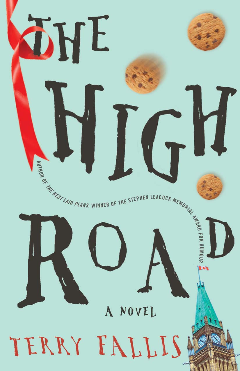 """Hiber-Nation 102 -- SPECIAL!  Terry Fallis'  """"The High Road,"""" Chapter 1"""